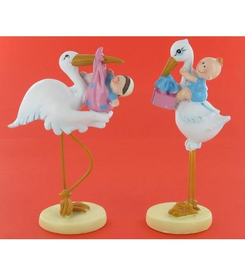 Figurine bébé décoration de table naissance Décoration naissance ou baptème ALSACESHOPPING