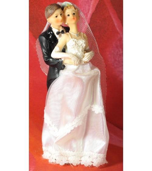 Figurine de mariés 15 cm Figurines de mariée ALSACESHOPPING