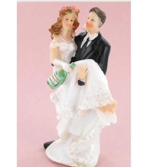 Figurine de mariés en résine Figurines de mariée ALSACESHOPPING