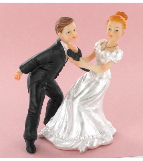 Figurine de mariés humoristiques Figurines de mariée ALSACESHOPPING