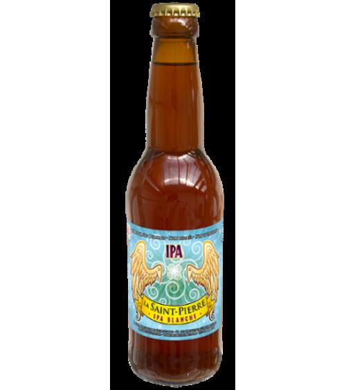 Bière IPA Blanche-Lot de 6 Bouteilles -Brasserie Saint-Pierre Nos bières artisanales ALSACESHOPPING