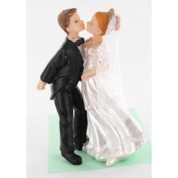 Figurine de mariés...