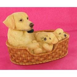 Figurine chien LABRADO...