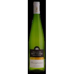 Gewurztraminer 2016 Domaine des sept Vignes ALSACESHOPPING
