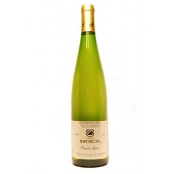 PINOT GRIS 2018 Domaine Christian DOCK ALSACESHOPPING
