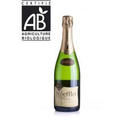 CRÉMANT BLANC DE BLANCS BRUT CHARDONNAY (AB) Nos vins ALSACESHOPPING
