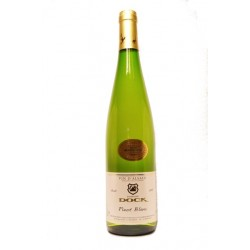 PINOT BLANC 2018 MÉDAILLE D'OR COLMAR Domaine Christian DOCK ALSACESHOPPING