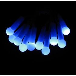 Guirlande lumineuse 10 LED boules Décoration de noel ALSACESHOPPING