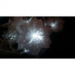 Guirlande fleurs led Animations et guirlandes lumineuses ALSACESHOPPING