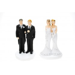 figurine couple gay