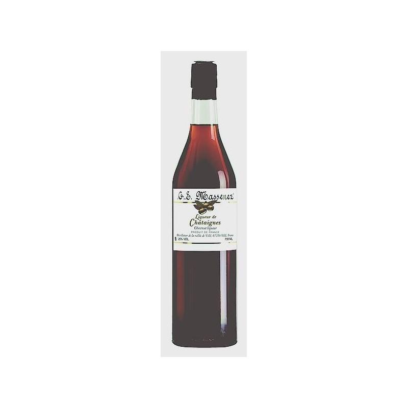 LIQUEUR DE CHÂTAIGNES Distillerie MASSENEZ Distillerie ALSACESHOPPING