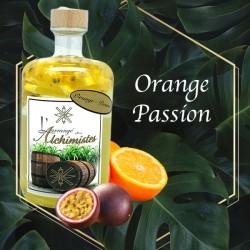 Rhum Orange Passion ,L'arrangé des Alchimistes
