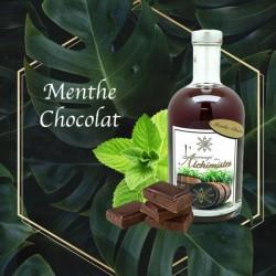 Rhum Menthe Chocolat ,L'arrangé des Alchimistes